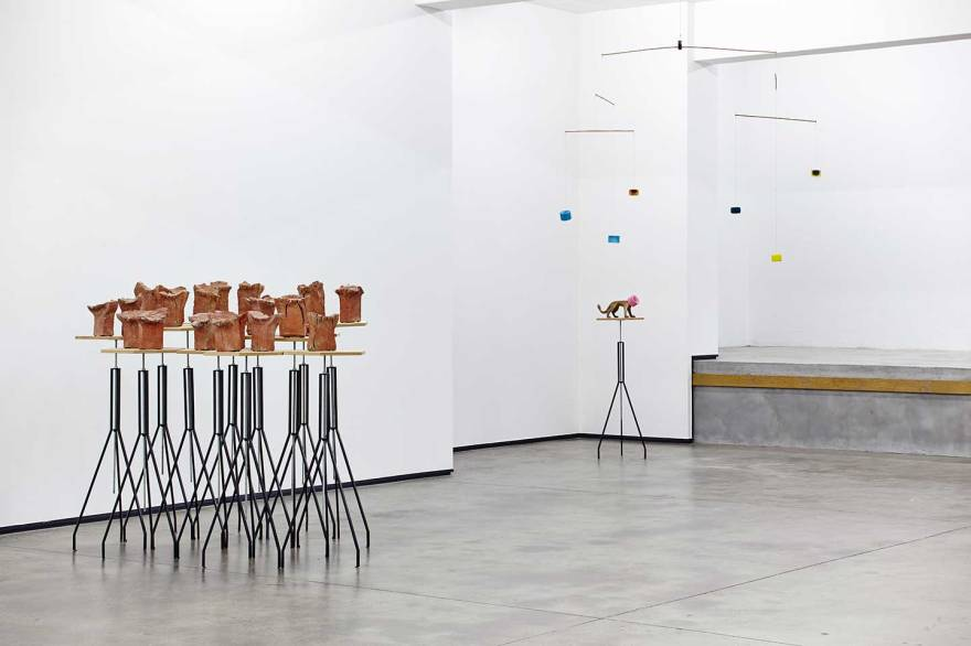 Paul Edmunds 'Elemental', 2015 - Installation view, WhatiftheWorld Gallery