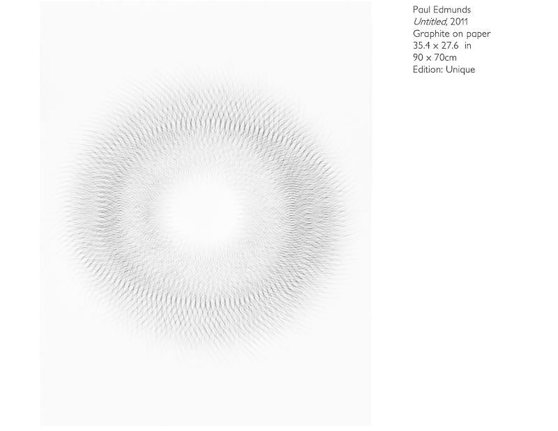 Untitled2 - Graphite on paper, 90 x 70cm